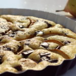 Csokis körtés pite